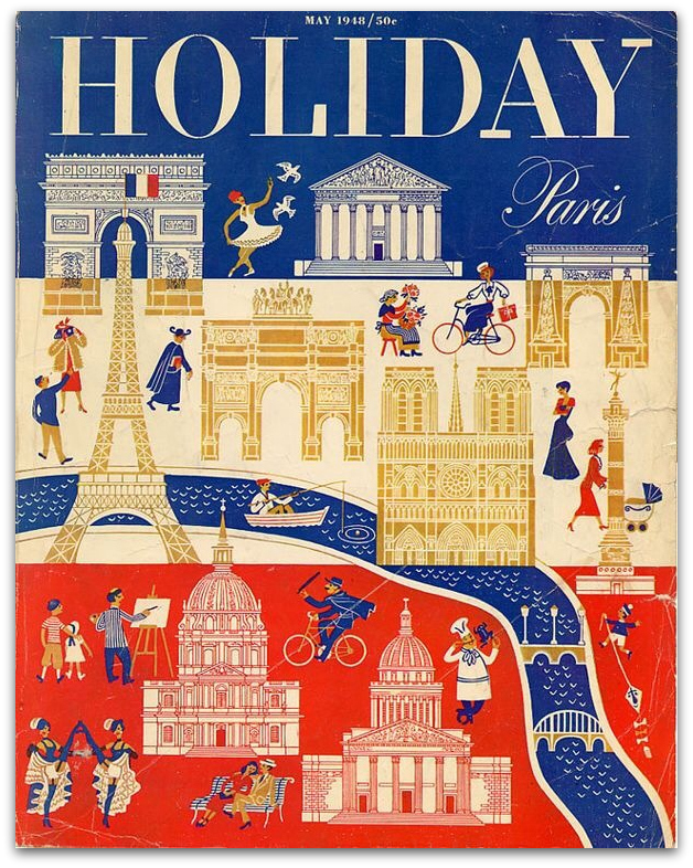 Holiday paris